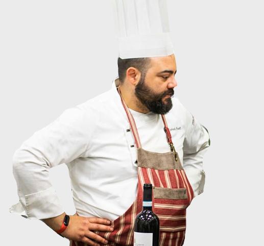 Chef Gabrile Piscitelli