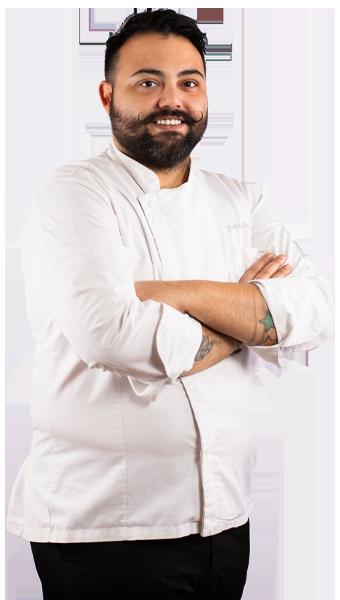Gabriele Piscitelli chef