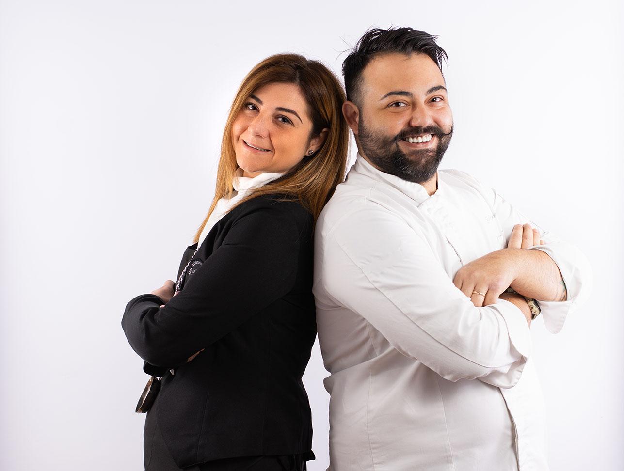 Gianna e Gabriele Piscitelli